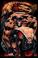 Bane And Batman Fucking Catwoman Porn image 800008: bane batman batman_(series) catwoman dc