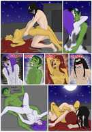 Beast boy and raven naked having sex fanfic 8