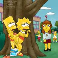 All The simpsons allison and lisa porn that