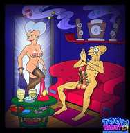 Futurama porno Toon sexe anal tube mobile
